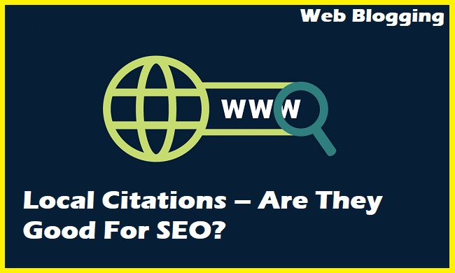 Local Citations – Are They Good For SEO