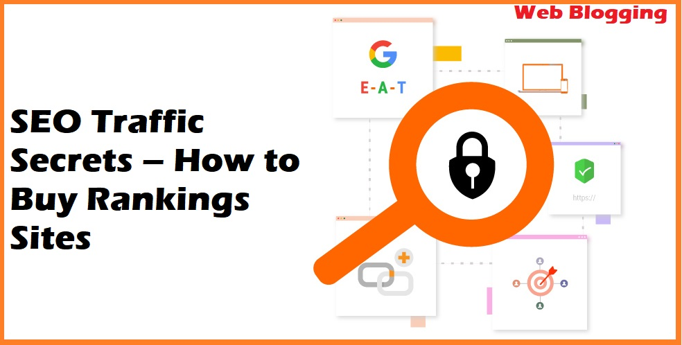 SEO Traffic Secrets How to Buy Rankings Sites
